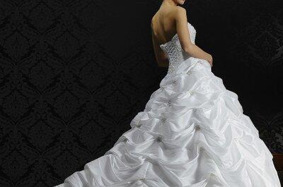 Traumhafte Brautmode bekommen Sie bei Event-mode
