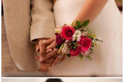 Inspírate en la boda civil de Cha y Felipe