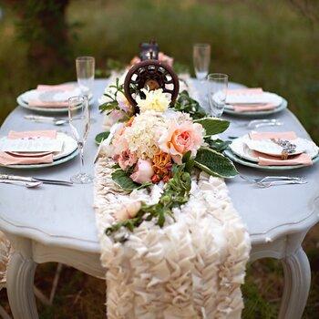 Como usar o babado no seu casamento?
