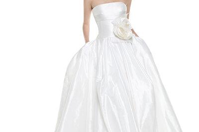 Scoprite perché l'abito da sposa che sceglierete è il vostro racconto personale