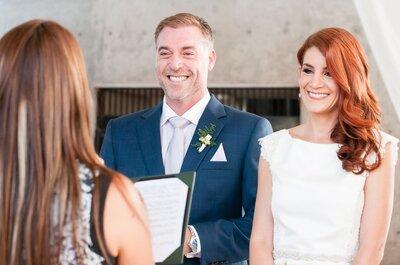 Ocho tareas en las que colabora el testigo de bodas