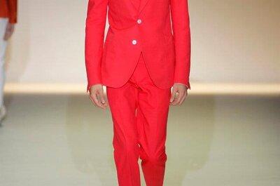 Hombres: Gucci Primavera / Verano 2013