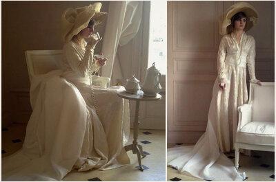 Découvrez les époustouflantes robes d'époque de Jean-Marie Bataille pour un voyage dans le temps