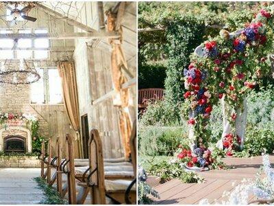 Decoración 2016 para la ceremonia de tu matrimonio, ¡descubre todos los estilos!