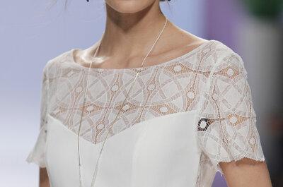 El look MUST de la novia millennial: Vestidos de novia Marylise & Rembo Styling 2017
