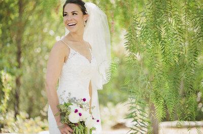 Cómo posar en las fotografías de tu boda: trucos infalibles