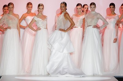 Vestidos de novia Hannibal Laguna 2015 – BBW