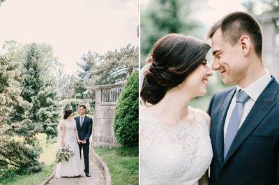 Свадебная фотосессия в Крыму в стиле Fine Art