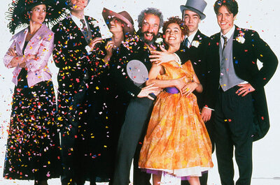 7 maravilhosos filmes sobre casamentos: para se voltar a apaixonar!