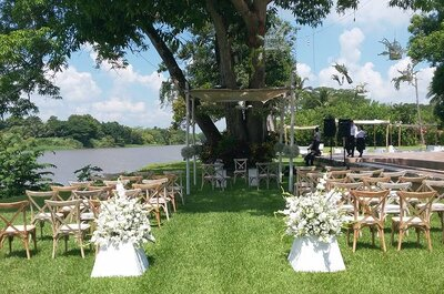 Una boda que sorprenderá a todos con las últimas tendencias