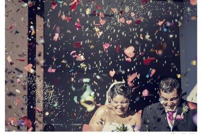 7 fotos originales nos dan las claves de una fotografía de bodas perfecta