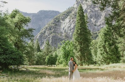 Natural Wonderment: Layla + Daniel´s Wedding Photos in California