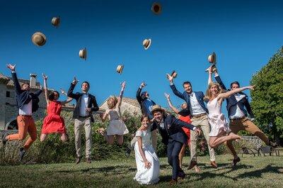 Camille et Thomas : Un mariage champêtre et coloré en Drôme provençale