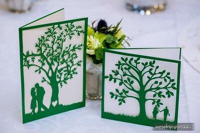 Pani poślubi Pana o świcie pod jaworem… Osobiste zaproszenia ślubne.