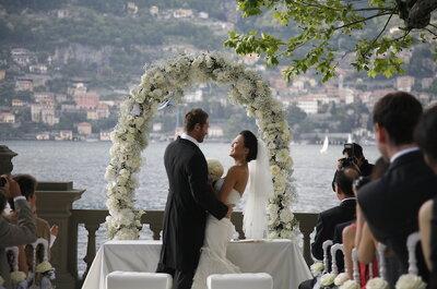 Vivete al massimo le emozioni del matrimonio, tutti e 4!