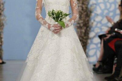 Vestidos de novia en el siglo XX: Todo vale