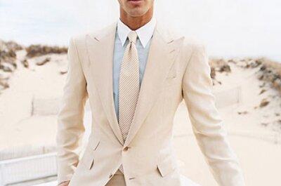 Stylish Summer Wedding Suits