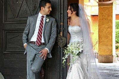 Cómo celebrar una preciosa boda muy cerca de la Ciudad de México