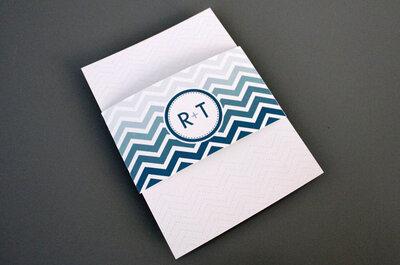 DIY para que te quero: convites de casamento para imprimir em casa!