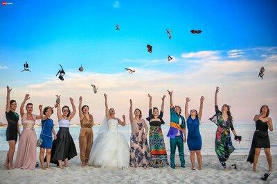 7 domande per scoprire chi dovrebbe essere sulla lista degli invitati al tuo matrimonio
