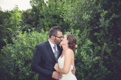 Tu nombre será el más especial para mí... La boda de Sara y Miki
