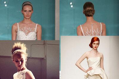 Tendências penteados 2013: inspire-se nas melhores passerelles de Nova Iorque