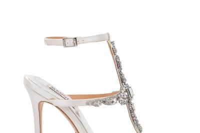 Zapatos para novia 2015: ¡Lo mejor de esta temporada!