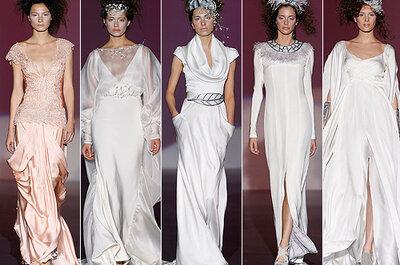 Os vestidos de noiva do próximo ano: Cibeles Madri Noivas 2013