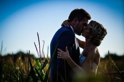 Le mariage chic et romantique de Marion + Wolf en Isère