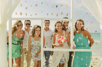 Cómo maquillarte para un matrimonio en la playa