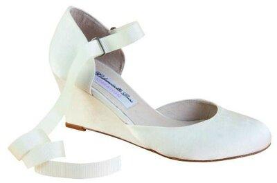 Chaussures de mariée glamours