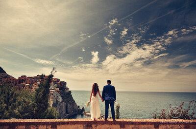 Fotoreportaż oraz relacja Panny Młodej z włoskiego ślubu. Wyjątkowy i olśniewający!