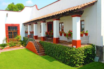 Celebra al amor de tu vida en una hermosa hacienda en el Estado de México
