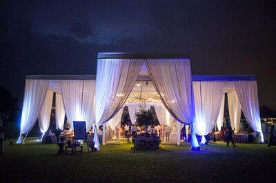 Consejos útiles para organizar tu boda en el campo