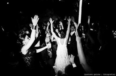 Em alto e bom som: 11 opções musicais para seu casamento em Belo Horizonte