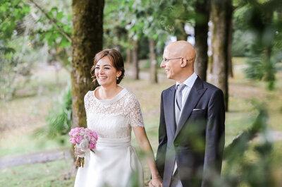 Ana & Nuno: uma homenagem tão bonita e fiel do dia mais feliz das nossas vidas!