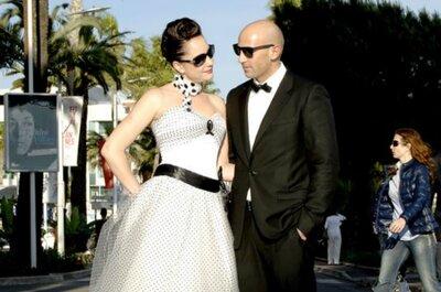 Un look 50's pour votre mariage avec la Fée Corsetée!
