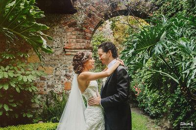Una sonrisa que ilumine nuestro amor: Así fue la boda de Charlotte y Ricardo