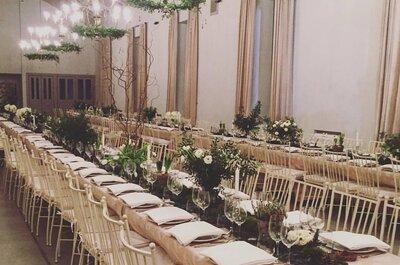 Las 12 mejores wedding planners de Madrid os dan consejos para una boda especial