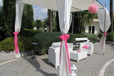 Un matrimonio idilliaco a Villa Ferdinando e Carolina a Capua