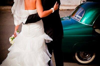 Autokorso zur Hochzeit – 5 Tipps von Zankyou