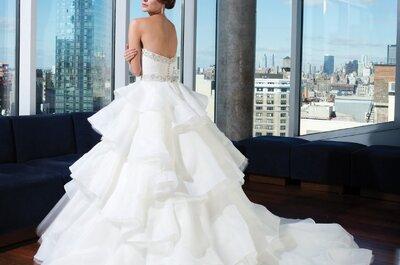 Descubra a colecção de vestidos de noiva Signature Collection 2014