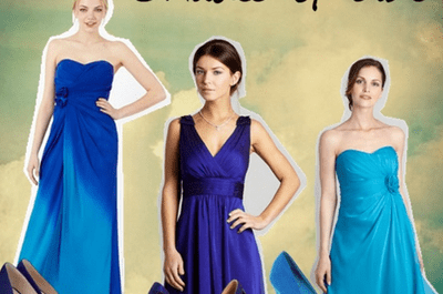 Brautjungfernkleider - Warum kompliziert wenn's auch einfach geht
