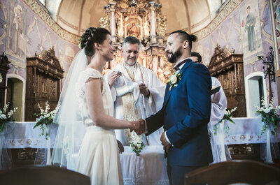 Jak zorganizować kameralny ślub i wesele?