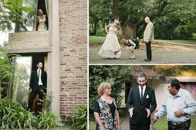 Mira los detalles de una boda argentina