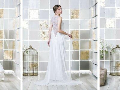 Gio Rodrigues Wedding 2017: vestidos de noiva elegantes, sofisticados e sensuais!