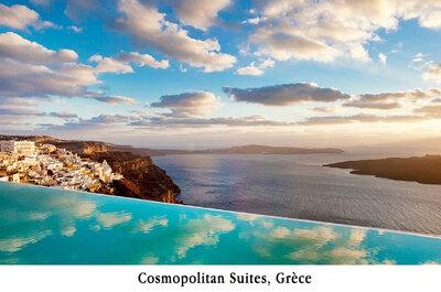 Hôtels de luxe Splendia : la garantie d'un voyage de noces d'exception
