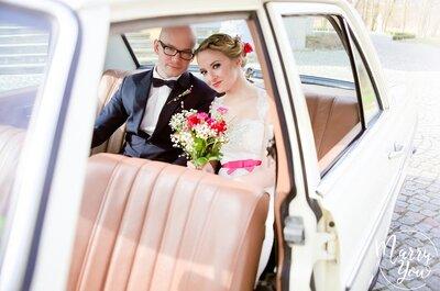 Jaki wybrać transport do ślubu? Oto kilka rad!