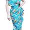 Vestido estilo hawaiano de ©Vivien of Holloway