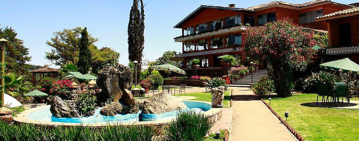 Los 15 mejores hoteles para bodas en Michoacán. ¡Encuentra tu favorito!